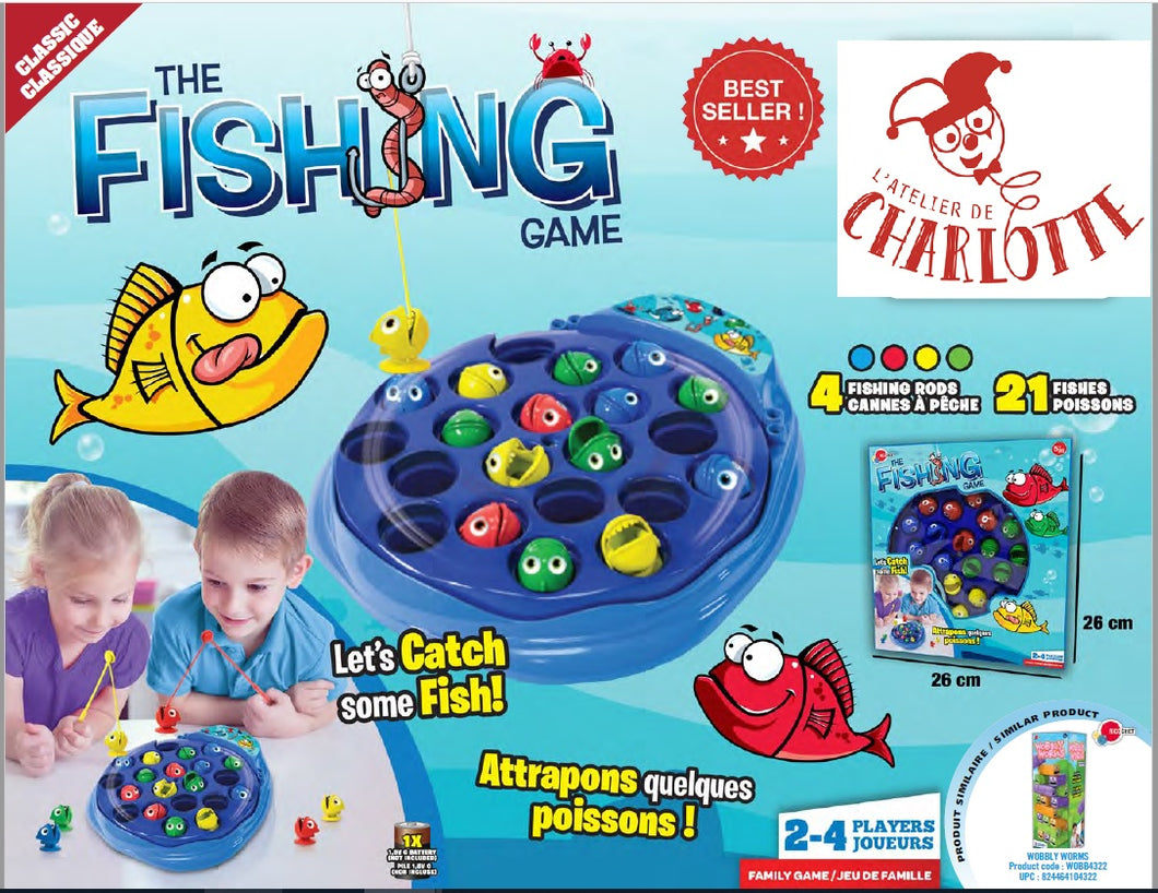 Jeu de pêche - The Fishing Game