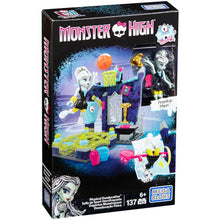 Ensemble de blocs (Monster High) - Salle de sport horrifrayantte (Frankie Stein)