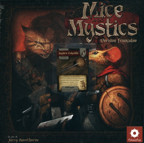 Mice & Mystics (version française)