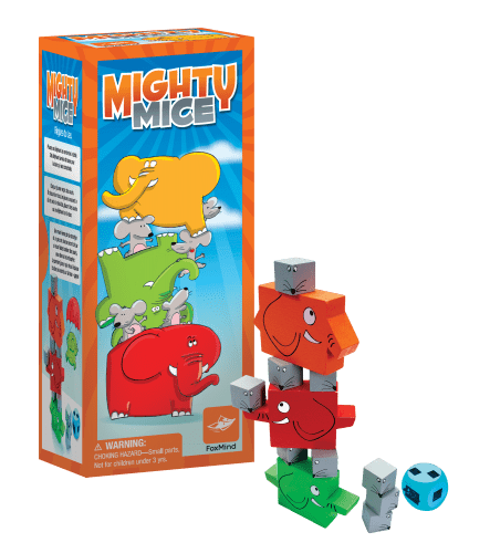 Mighty Mice (bilingue)