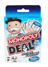 Jeu de cartes - Monopoly Deal