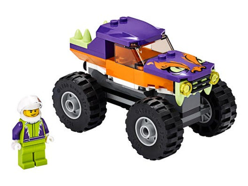 LEGO - City - Le Monster Truck