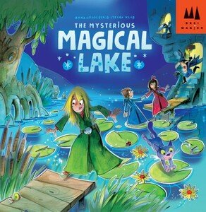 The Mysterious Magical Lake (multilingue)