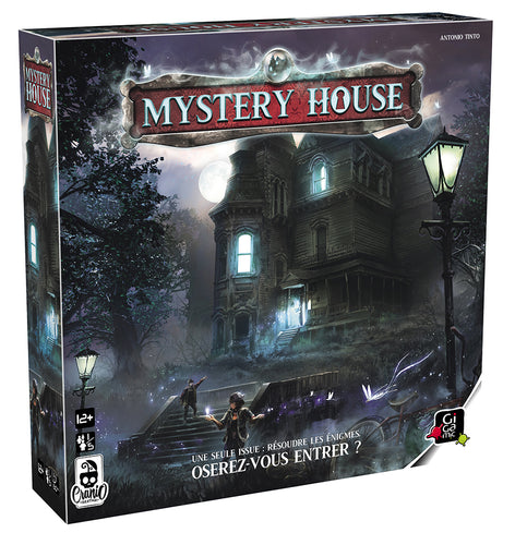 Mystery House (version française)