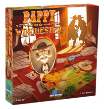 Pappy Winchester (multilingue)