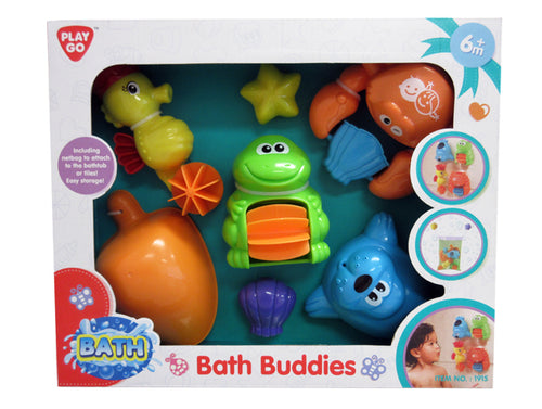 Amis de bain - Bath Buddies