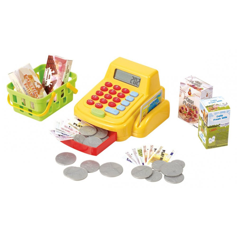 Caisse enregistreuse - My Little Cashier Set