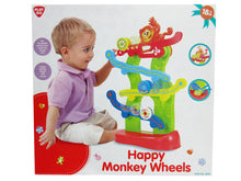 Happy Monkey Wheels