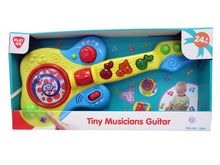 Guitare musicale - Tiny Musicians Guitar