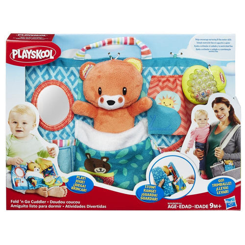 Doudou coucou (ourson) - Fold'n Go Cuddler (bear)