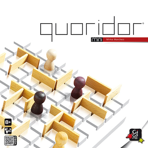 Quoridor mini (bilingue)