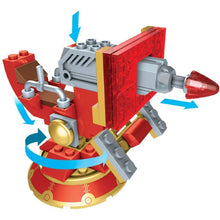 Ensemble de blocs (Skylanders) - Tourelle héroïque de Sprocket
