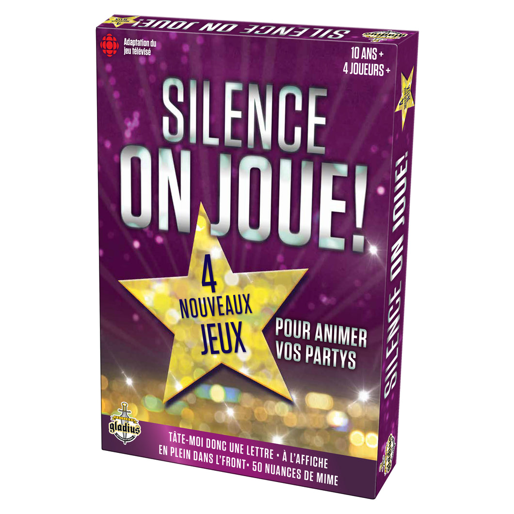 Silence on joue! (vol 2)