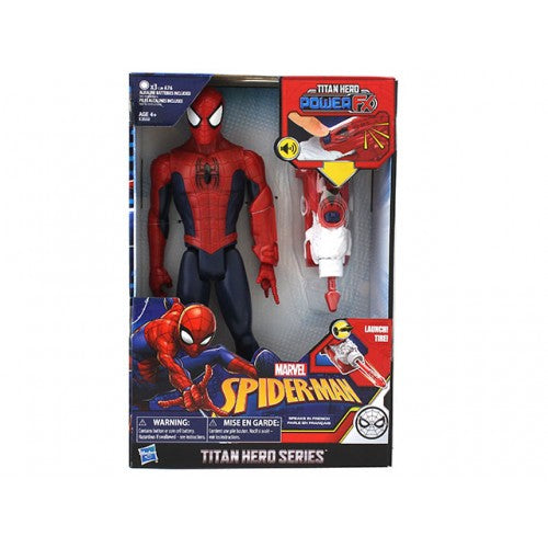 Figurine Spiderman - Titan Hero Series (11.5 pouces)