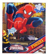 Casse-tête 48pcs - Spiderman