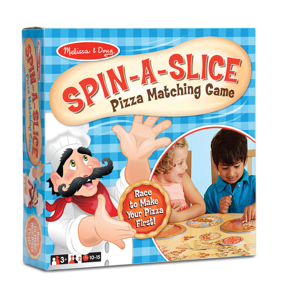 Spin A Slice