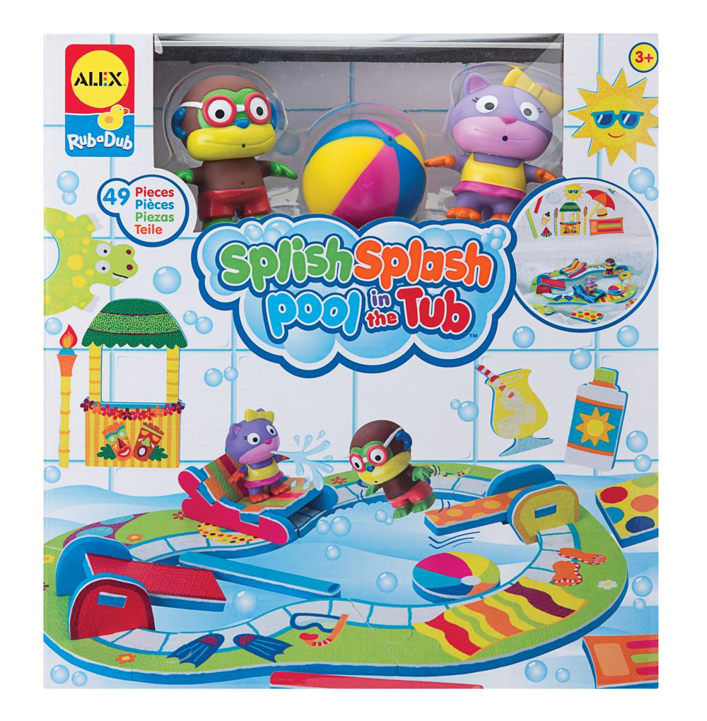 Jouet de bain - Splish Splash Pool