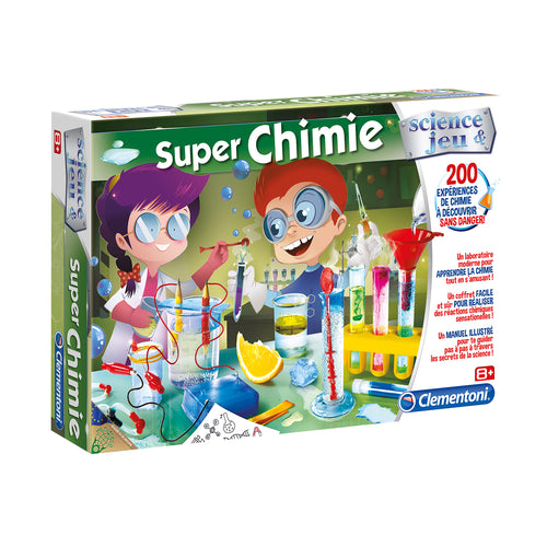 Science - Super Chimie (200 expériences)