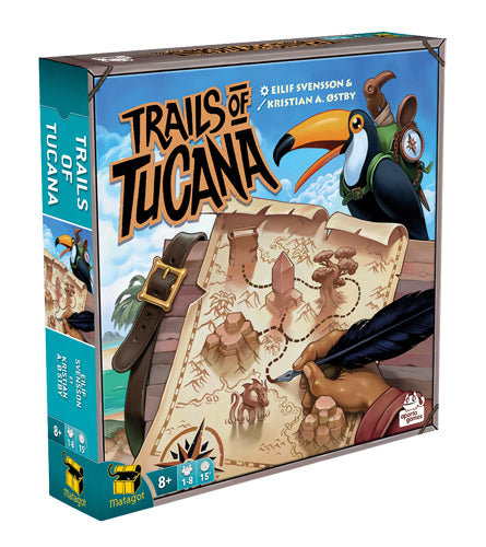 Trails of Tucana (version française)