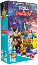 Troll et Dragon (multilingue)
