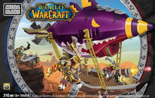 Ensemble de blocs (World of Warcraft) -  Embuscade de Zeppelin Gobelin