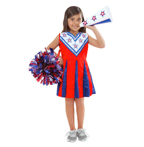 Costume de cheerleader