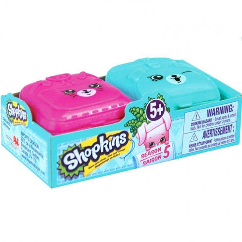 Shopkins - 2 figurines - Saison 5
