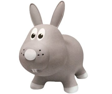 Animal sauteur (Farm Hoppers) - Lapin gris