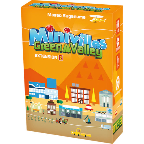 Minivilles - Extension #2 - Green Valley
