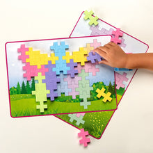 Plus Plus - Big Tangram Pastel (60pcs)