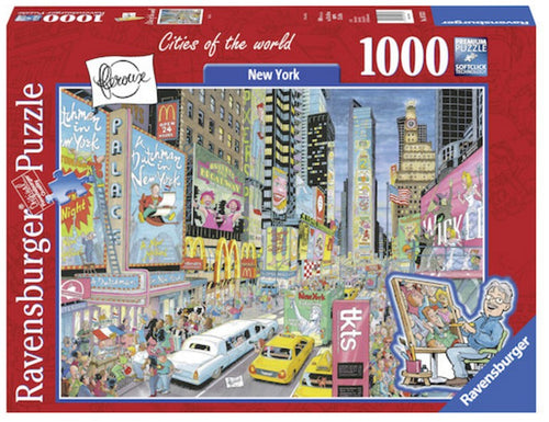 Casse-tête - New York (1000 pcs)