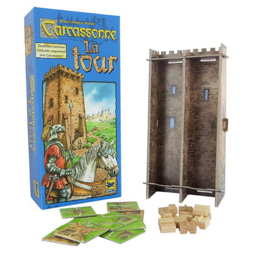 Carcassonne - Extension 4 - La tour