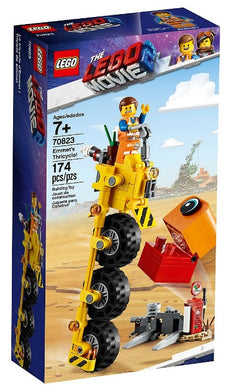 LEGO Movie 2 - Le Tricycle d'Emmet !