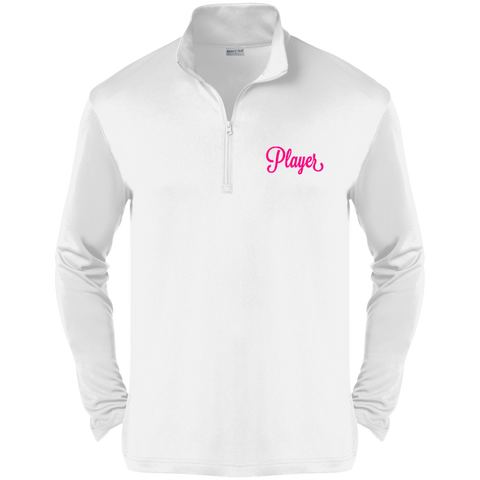 Player Zip- Long Sleeve