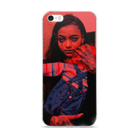 Bali Play II iPhone 5 & 6 Phone Case