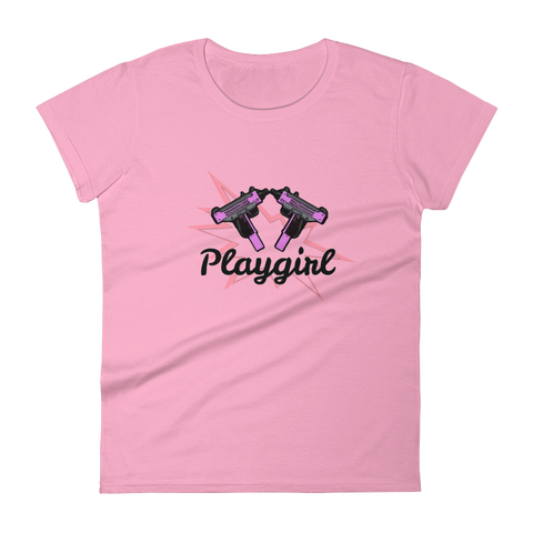 Playgirl tee
