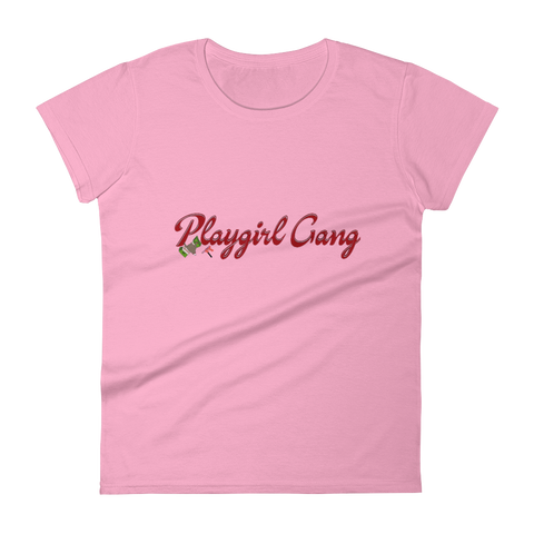 play girl gang T-shirt