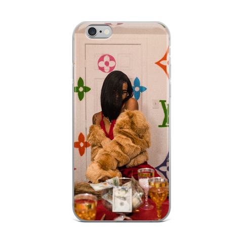 QueenB iPhone Case
