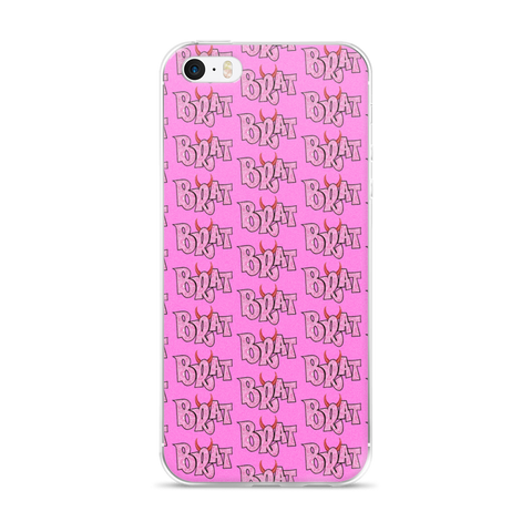 BRAT iPhone 5 & 6 case