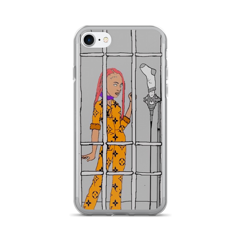 Jailhouse rock  iPhone 7 Case