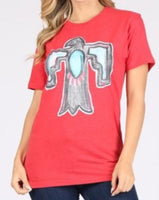 Thunderbird T-Shirt - Red