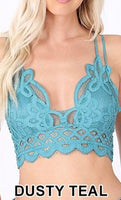 Lace Bralette 12//COLORS