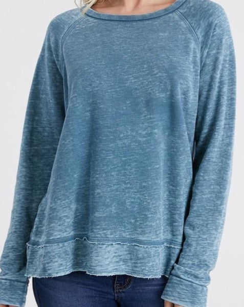 Raw Wedge Burnout LS Top 2//COLORS