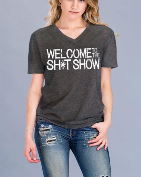 Welcome to the Sh*t Show V Neck