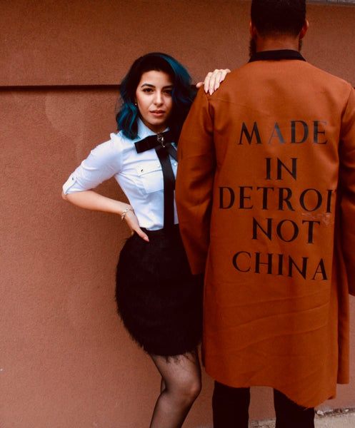 Made In Detroit Jacket