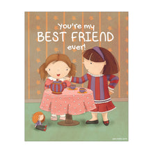 Best Friend Ever | Greeting Card