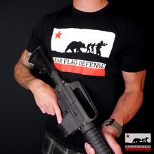 Bear Flag Defense T-Shirt