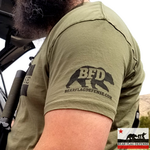 BFD OD Green Shirt
