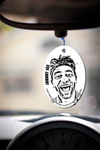 Johnny Ice Air Freshener