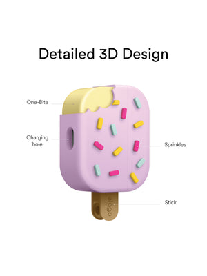 elago AirPods Pro Ice Cream Case: Blueberry